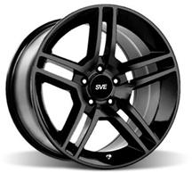Mustang SVE GT500 Wheel - 18x10 Gloss Black (05-14)
