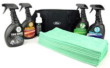 Croftgate USA Detailing Kit w/ Ford Trunk Organizer