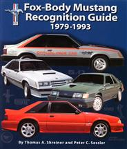 Fox Body Mustang Recognition Guide