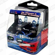 87-93 MUSTANG ULTRA WHITE FOG LIGHT BULB