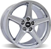 Mustang Saleen Wheel - 18x19 Chrome (94-04)