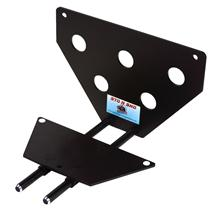 Mustang Sto N Sho Detachable License Plate Bracket  - Roush Stage 1/RS (15-16)