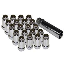 F-150 SVT Lightning Spline Drive Lug Nut Kit  Chrome (99-04)