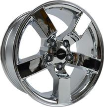 "F-150 SVT Lightning Wheel - 18x9.5"" Chrome (99-04)"