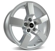 "F-150 SVT Lightning Wheel - 18x9.5"" Silver (99-04)"