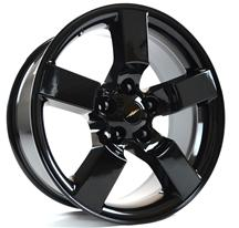 "F-150 SVT Lightning Wheel - 20X9""  Gloss Black (99-04)"