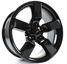 F-150 SVT Lightning Wheel - 18x9.5 Gloss Black (99-04)