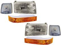 93-95 FORD LIGHTNING HEADLIGHT KIT