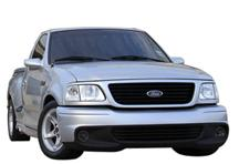 F-150 SVT Lightning Smoked Fog Light Tint (99-00)