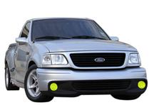 F-150 SVT Lightning Yellow Fog Light Tint (99-00)