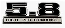 SVT Lightning 5.8 High Performance Emblem Black  (93-95)