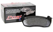 F-150 SVT Lightning Premium Rear Brake Pads (99-04)