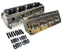 SVT Lightning Trick Flow Twisted Wedge 185cc Cylinder Heads  (93-95) 5.8L