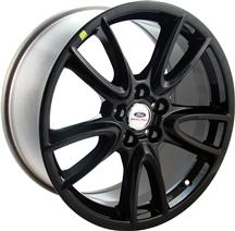 2005-14 MUSTANG FORD RACING BLACK TRACK PACK WHEEL -19X9 M-1007-DC199B
