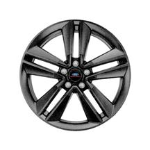 "Mustang Ford Racing EcoBoost Performance Package Wheel 19x9"" Dark Stainless  (2015)"