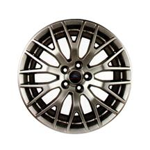 "Mustang Ford Performance Performance Pack Front Wheel 19x9"" Luster Nickel (2015)"