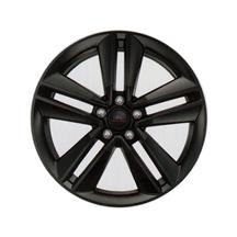 "Mustang Ford Performance EcoBoost Performance Package Wheel 19x9"" Matte Black (2015)"
