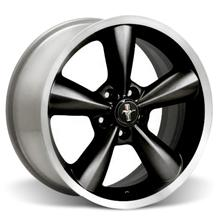 Mustang Ford Racing Bullitt Wheel 18X8.5  Black  (05-15)