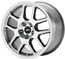 Mustang Ford Racing GT500 Wheel - 18X9.5 Machined (05-15)