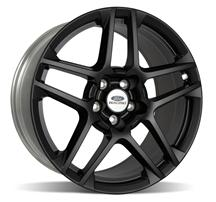 "Mustang Ford Racing SVT 5 Spoke GT500 Wheel 19X9.5"" Black (05-15)"