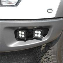 F-150 SVT Raptor Ford Racing LED Fog Light Kit (10-14)