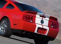 Mustang Ford Racing GT500 Rear Deck Lid Spoiler (05-09)