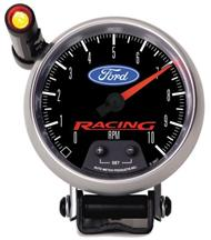 "Ford Racing 3-3/8"" Tachometer with Shift Lite,"