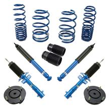 Mustang Ford Racing Adjustable Strut, Shock And Spring Kit. (05-14)