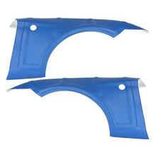 Mustang Ford Performance Fender Cover Pair Blue (15-16)