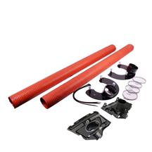 Mustang Ford Racing Brake Cooling Duct Kit (13-14)