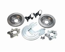 Mustang Ford Racing Rear Brake Caliper Braket Kit (94-04)
