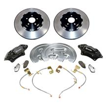 "Mustang Ford Racing 14"" Brake Kit W / 2-Piece Rotors (05-14)"