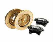 Mustang Ford Racing 2000 Cobra R Front Brake Rotor Kit (99-04)