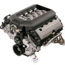 Mustang Ford Racing Aluminator 5.0L Crate Engine for N/A Applications