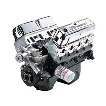 Mustang Ford Racing M-6007-X302E 302ci & 345 hp 5.0L Boss Block  Crate Engine w/ E Cam (82-95)