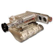 Mustang Ford Racing 2.3L Whipple Supercharger - 550hp Polished (2007) 4.6L 3V
