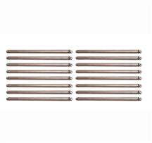 1985-95 Mustang 5.0L Stock Length Hardened Pushrods, Roller Tappet, M-6565-L302