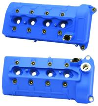 Mustang Ford Racing Valve Covers Blue  (07-10) 5.4L 4V
