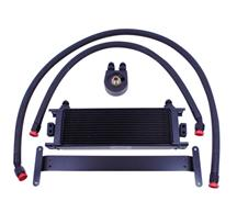 Mustang Ford Racing Boss 302 Heavy Duty Engine Oil Cooler (11-14)