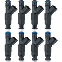 Mustang Ford Racing 39lb Fuel Injectors EV6/Uscar (86-13)