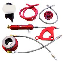 Mustang Hydraulic Clutch Conversion Kit T-5/TR3550/TKO (79-04)