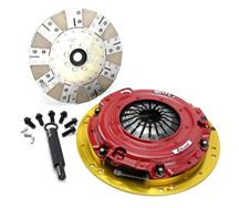 Mustang Mcleod RXT Twin Disk Clutch Kit (2015) 5.0