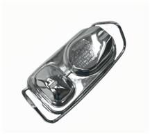 Mustang Master Cylinder Cover Chrome (79-86)