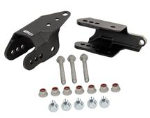 Mustang Maximum Motorsports Rear Lower Control Arm Relocation Brackets (05-14)