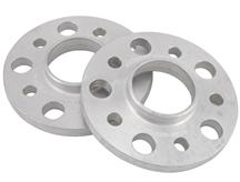 "Mustang Maximum Motorsports  1/2"" Hubcentric Wheel Spacers, Pair (94-04)"
