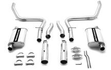 Mustang Magnaflow IRS Cat Back Exhaust Syste, Stainless Steel (99-04)
