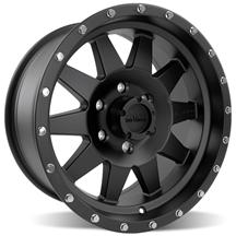 SVT Raptor Method Standard Wheel - 17x8.5 Black (10-14)