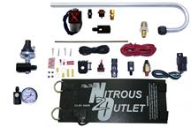 Mustang Nitrous Outlet Nitrous Kit Accessory Package (87-14)
