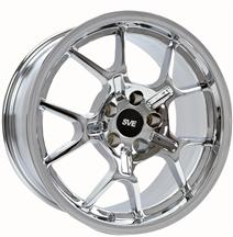 Mustang Ford GT Wheel - 18x9 Chrome (94-04)
