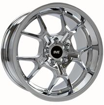 Mustang Ford GT Wheel - 18x10 Chrome (94-04)